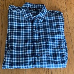 Blade + Blue Button Down Shirt